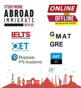 IELTS ,OET & PTE COACHING WITH STRUCTURED CURRICULUM by IIMB ALUMNA !!