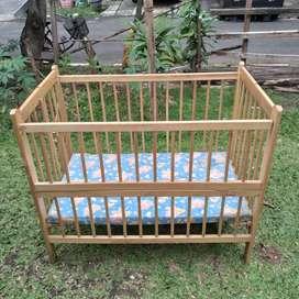 Baby crib tempat tidur bayi