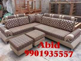 Latest design corner sofa set unqiue 3 years warranty j 1