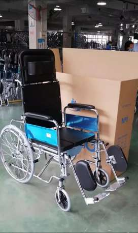 Wheelchair Foldable New & Used, Wheel Chair Walker , Air Mattress