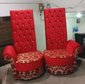 Hight back chairs