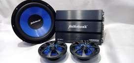 Paket audio sound SQU