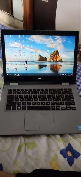 DELL INSPIRON 5368 TOUCH 2IN1 360 MOVABLE LAPTOP