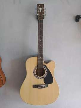 Gitar Pemula Ibanez Basic 1 Tanam Besi