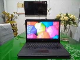 LAPTOP HP 14-BW, AMD A9-9420, VGA RADEON R5, RAM 4GB, HDD 500GB