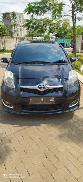 toyota yaris tipe s limited matic
