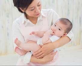 Pengasuh Bayi 10 Bulan.