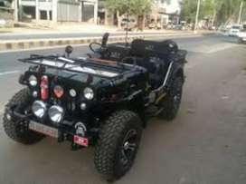 New brand Modified jeep