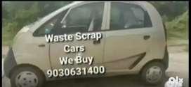 Waste/Scrap/Cars/Buyerss.
