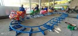 Jual Odong odong Robocar kereta lantai mini coaster rel naik turun DCN