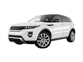 Range Rover Evoque get on easy monthly installments