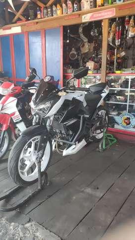Kawasaki Z250fi