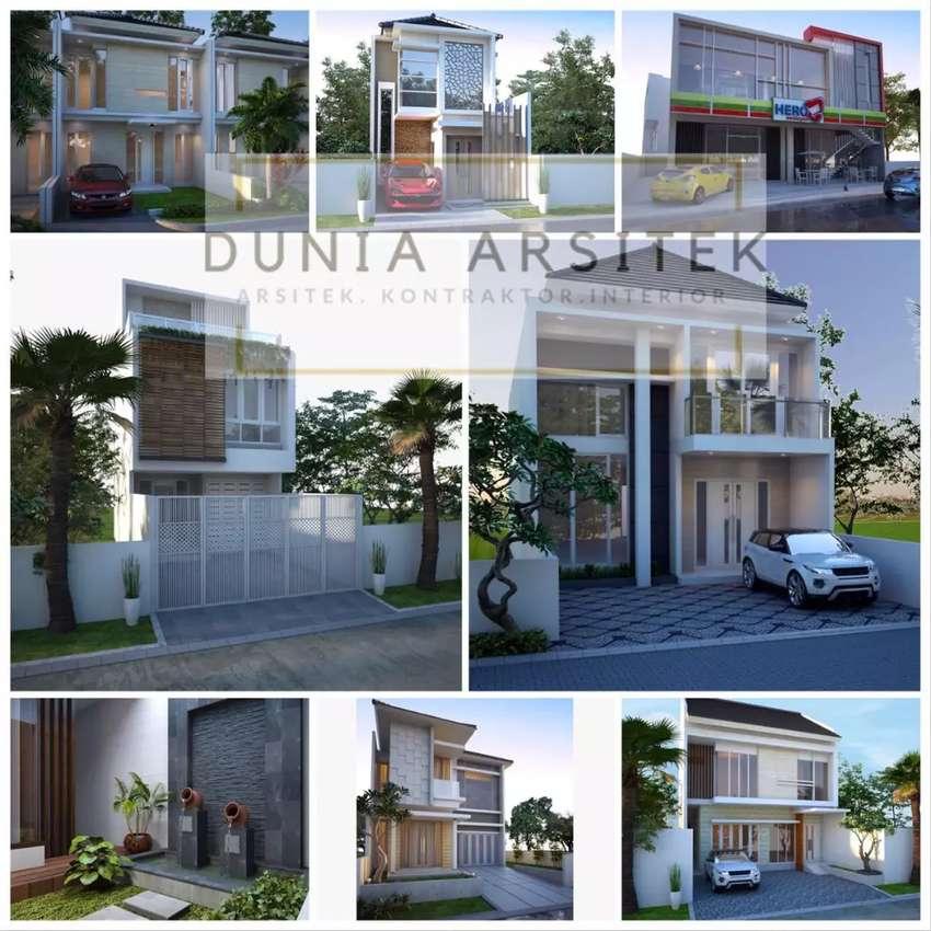 Jasa arsitek rumah 0