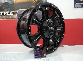 Kredit Velg Mobil Feroza, Jimny, Terios dll Ring 16 HSR Wheel