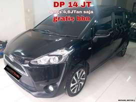 Toyota Sienta V AT DP10 Juta Tahun 2016 Free Balik Nama MURAH BANGET