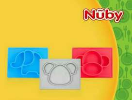 Nuby Soft Silicone Plate Mat