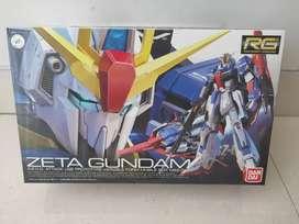 RG Zeta Gundam Gunpla BNIB