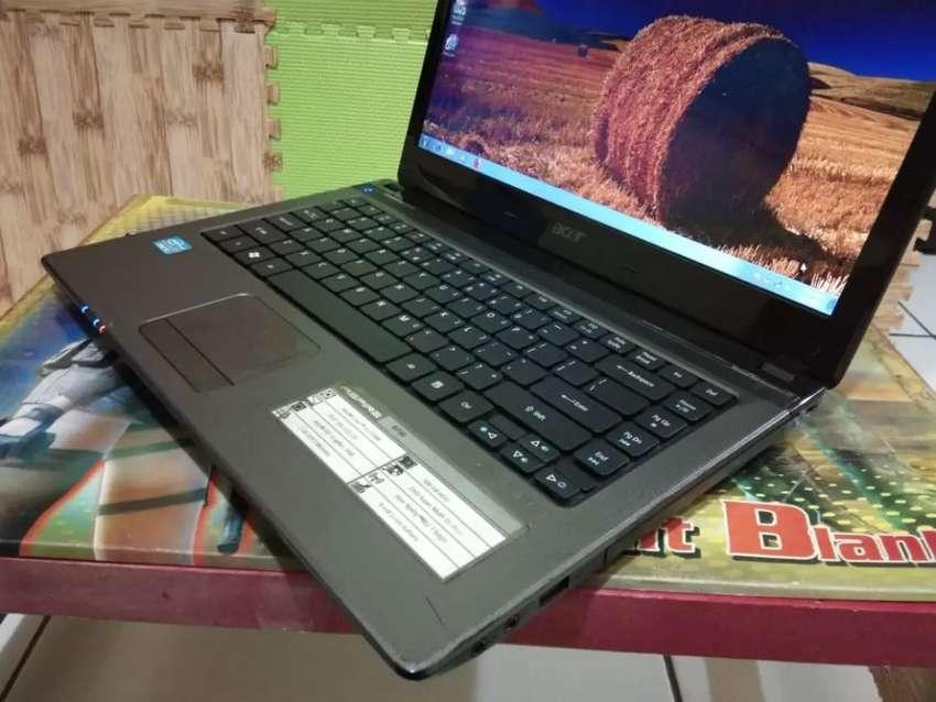 ACER Aspire 4750 Celeron Ci3-4005U Nv 1GB Ram 2 Hdd 500GB 0
