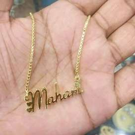 Name pendents