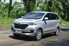 ANTIK! KM 3RB TOYOTA GRAND AVANZA 1.3 E AT 2018, PLAT H, PJK BARU! ORI