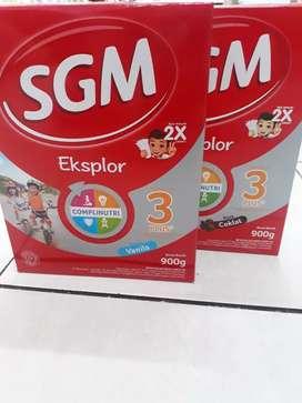 SGM 3+ Eksplor Madu/ Vanila