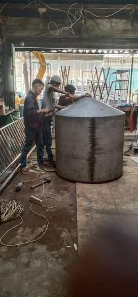 Alat penyulingan minyak sereh, kayu gaharu, dll