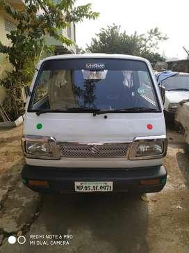 Maruti Suzuki Omni 5 STR BS-III, 2005, LPG