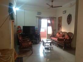 Westfort- 3BHK 1250SqFt Semifurnished flat – 55lakh