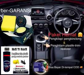 AUTO Bee -Beeswax Cream -pengkilap motor & mobil