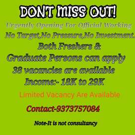 Urgently Required For Official Working