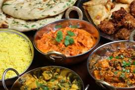 north indian food cook