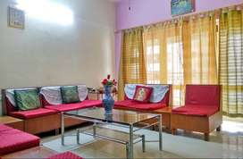 2 BHK Fully Furnished Flat for rent Girls Or Family-77617