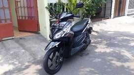 Honda vario CBS 2011 Hitam