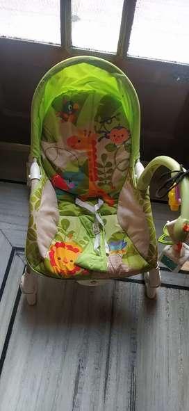 Toddler cradle