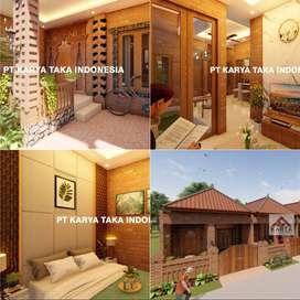 Stok Terbatas 6 Unit Rumah Klasik Modern Mewah Murah Prambanan