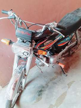 Express bike model 2018 full Papers and accessories