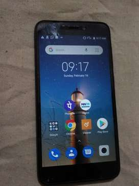 Realme go Xiaomi new mobile only 3 month old