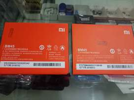 Jual Battery Xiaomi Redmi Note 2 / BM45