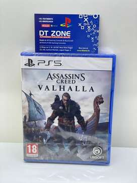 PS5 Assassins creed Valhalla new sealed pack