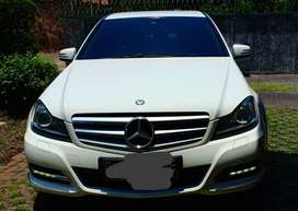 Jual Mercedes Benz C-200 th 2013