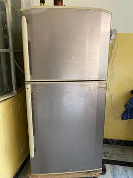 Haier Fridge 14 Cubic almost new with all orignal documents