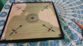 New carrom board only 10 days old