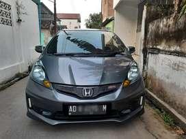 Honda jazz RS manual 2013 istimewa low km