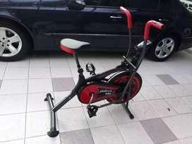 Wind bike statis  dua fungsi