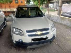 Chevrolet Captiva LTZ AWD AT, 2010, Diesel