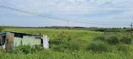 80 Acre land sale in Sriperumpudur on NH Located near Hyundai
