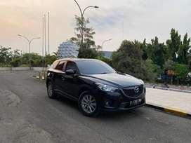 Mazda CX5 2013 hitam bisa tdp minim