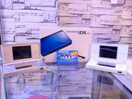 Nintendo DS Lite ex Japan like new 4gb full games