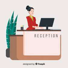 Required Receptionist & Front office