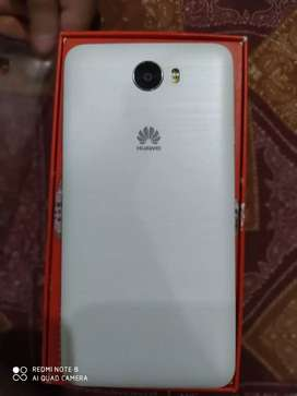 Huawei Y5II  with original box pta approved